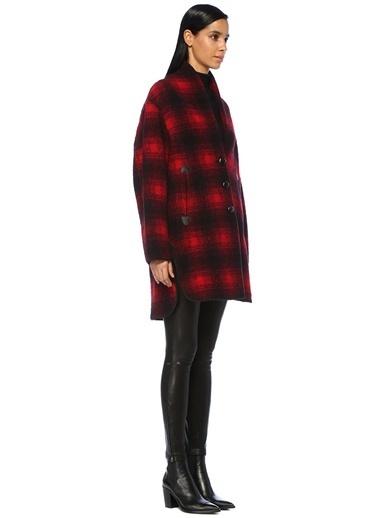 Etoile Isabel Marant Palto Kırmızı